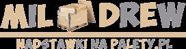 Nadstawki paletowe Mildrew I Producent Częstochowa, certyfikat IPPC Logo